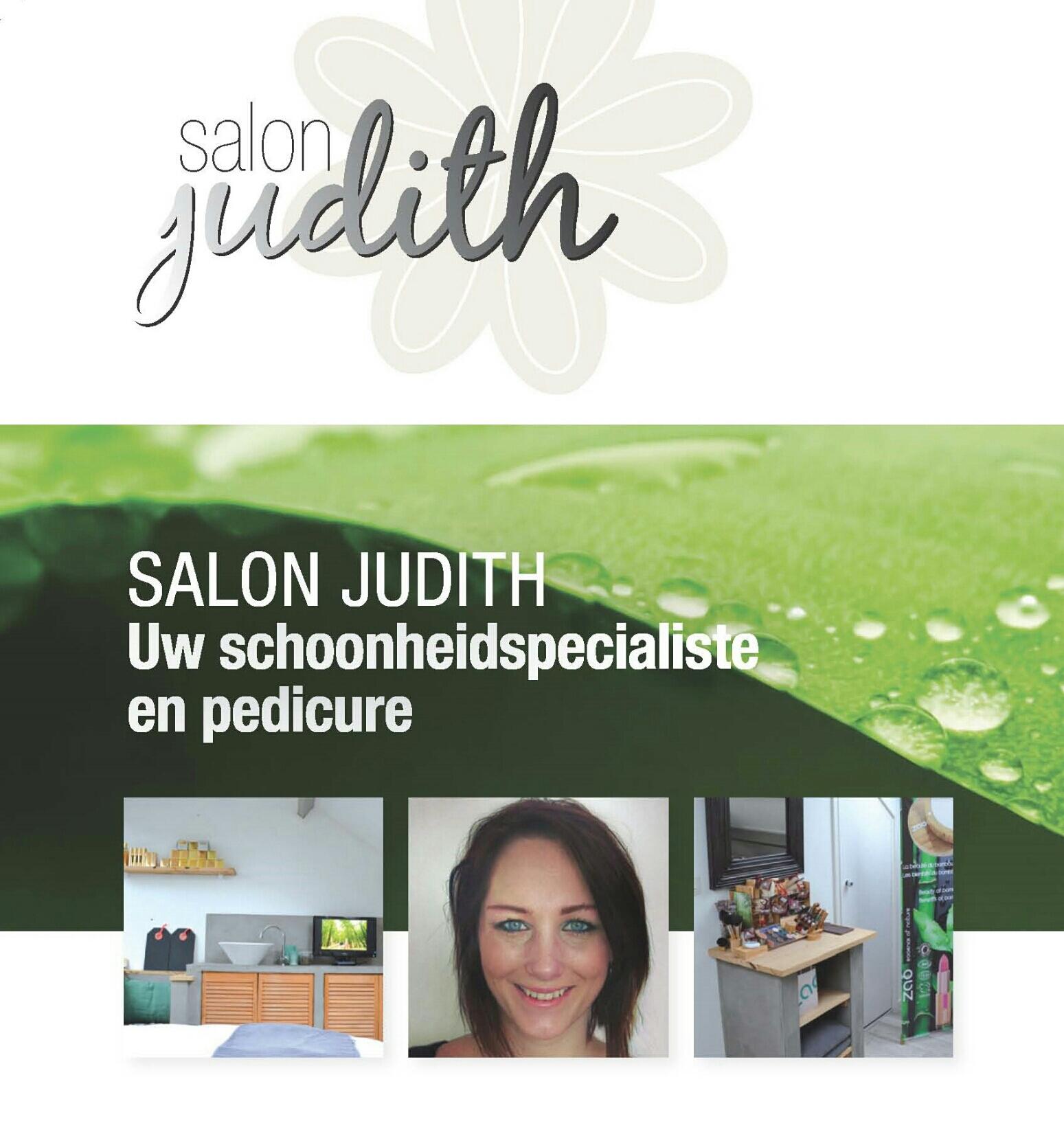 Schoonheidsspecialiste & pedicure Judith Oosterveen - van der Meulen